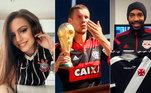 famosos torcedores de clubes brasileiros