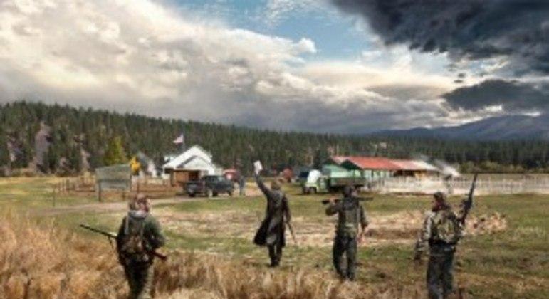 Far Cry 5 fica gratuito para todos até o dia 9 de agosto
