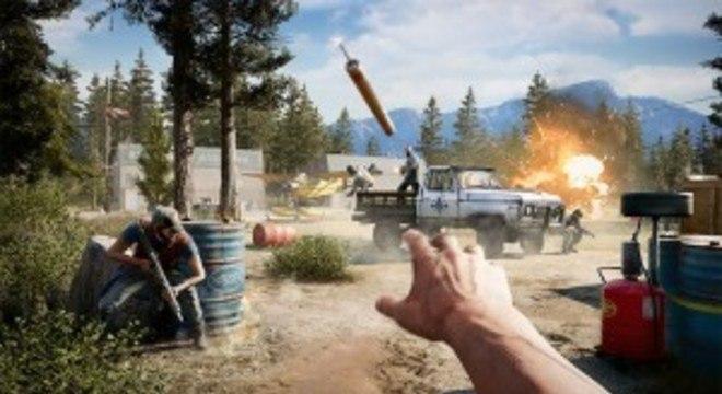 Far Cry 5 para PC fica de graça no fim de semana