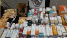 Dois suspeitos são presos após assalto em farmácia da zona leste