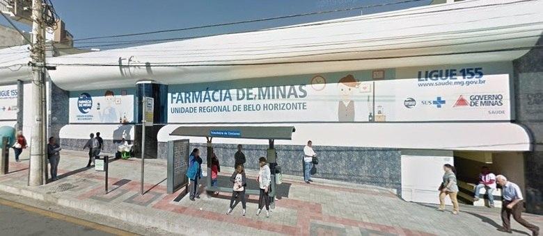 Medida quer diminuir a aglomeração de pessoas na Farmácia de Minas em BH