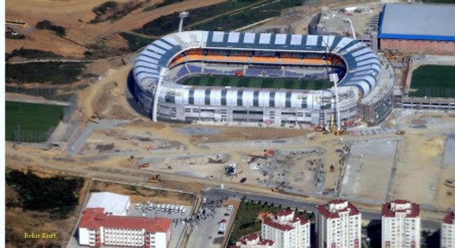 O Fatih Terim Stadyumu