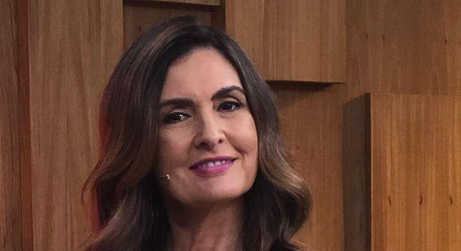 A jornalista Fátima Bernardes anunciou que tem câncer de útero em fase inicial