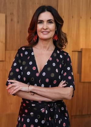 Fátima Bernardes tem programa com nome dela na Globo