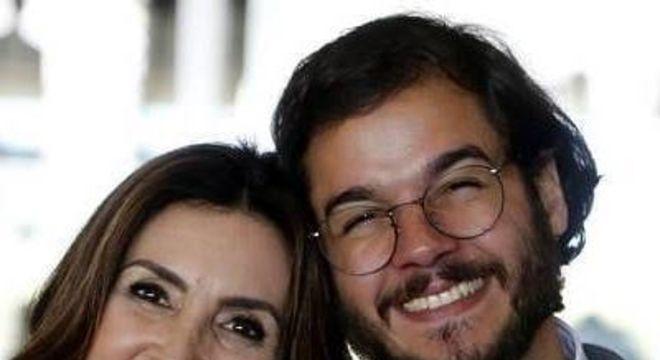 Fátima e Túlio (Foto: Reprodução/Instagram)