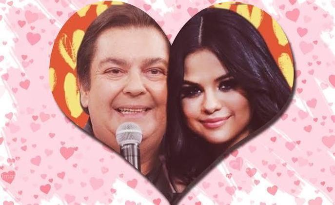 O romance fictício entre Faustão e a cantora norte-americana Selena Gomez já é um meme clássico da internet brasileira. Tudo não passa de uma grande brincadeira, afinal o apresentador é casado desde 2002 com Luciana Cardoso. O detalhe é que a piada de internautas brasileiros ganhou o mundo, com diversos estrangeiros querendo saber quem é Faustão
