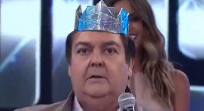 Fausto Silva. Acabaram os improvisos contra a direção do Flamengo