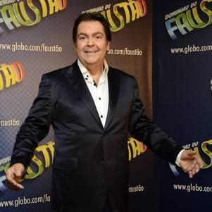 Fausto Silva em seu último ano de Globo
