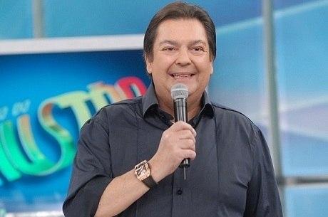 Fausto Silva vai gravar depoimento para documentário do Boni