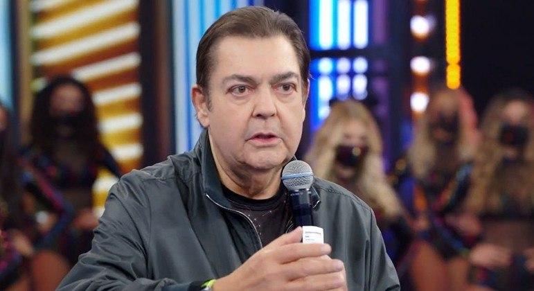 Fausto Silva vai estrear na Band em janeiro