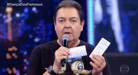 Fausto Silva, no ano que vem, na Band