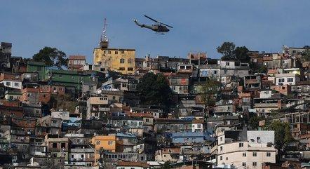 Facções criminosas dominam muitos bairros no Rio de Janeiro