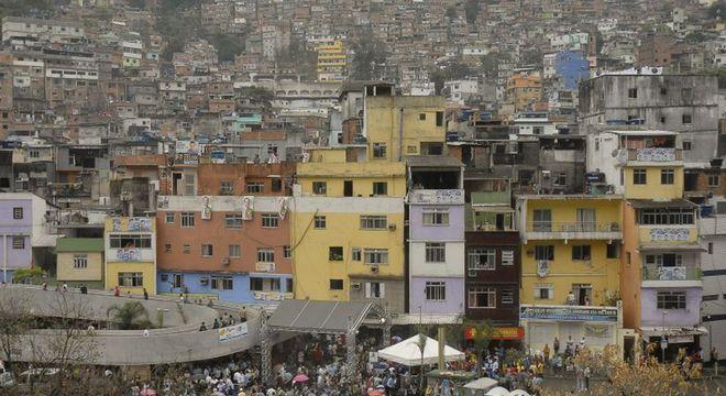 Foram ouvidos profissionais de saúde que atuam na favela da Rocinha