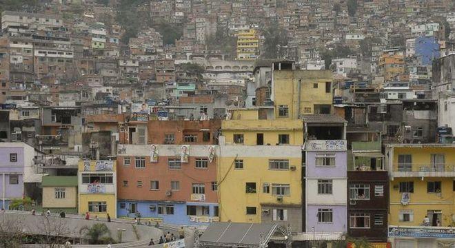 Pesquisa foi feita em 322 comunidades em todo o estado do Rio de Janeiro