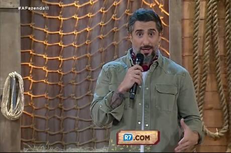 Reality show é apresentado por Marcos Mion