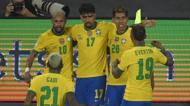 Fazendo a comparação entre os valores, o Brasil leva a melhor por 8 jogadores mais valiosos, contra 3 da Argentina. As seleções se enfrentam na final da Copa América neste sábado (10), às 21h (de Brasília), no Maracanã
