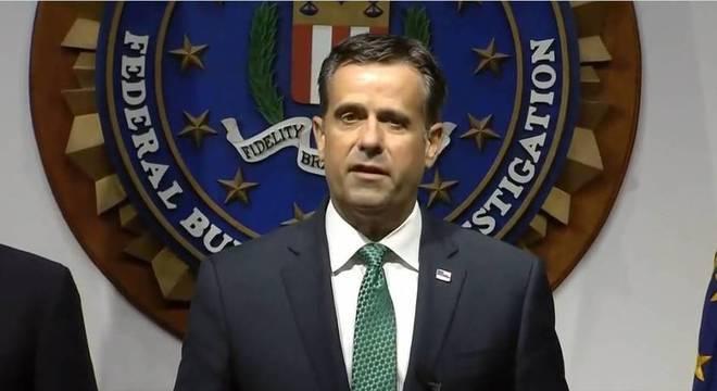 Porta-voz do FBI afirmou que a Rússia e o Irã estariam enviado materiais a eleitores