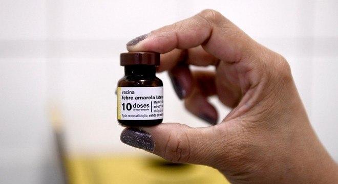 Estados do Sul e Sudeste estão com cobertura vacinal abaixo de 95%