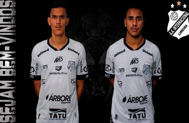 FECHADO - A diretoria do Palmeiras concluiu o empréstimo de dois jogadores que estão fora dos planos da comissão técnica para o restante da temporada. O zagueiro Helder e o atacante Denílson foram emprestados para a Inter de Limeira até o final do Campeonato Brasileiro da Série D. Ambos estavam cedidos ao Botafogo-SP desde o início da temporada