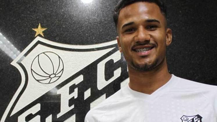 FECHADO - A diretoria do Santos se reuniu nesta quinta, de forma virtual, com os representantes do zagueiro Derick e encaminhou um novo vínculo com o jogador, por mais cinco anos. O contrato do defensor termina no dia 30 de setembro deste ano e ele poderia assinar um pré-contrato a partir de abril.