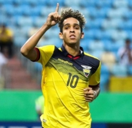 FECHADO - A joia colombiana Johan Mina, teve seu vínculo com o Emelec encerrado em meio a pandemia e o atleta já tem um novo destino. Perguntado nas redes sociais sobre o seu futuro, ele afirmou que irá atuar no Werder Bremen, da Alemanha.