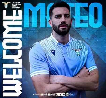 FECHADO - A Lazio contratou o zagueiro do Milan, Mateo Musacchio em contrato definitivo após o zagueiro perder muito espaço na equipe de Stefano Pioli.