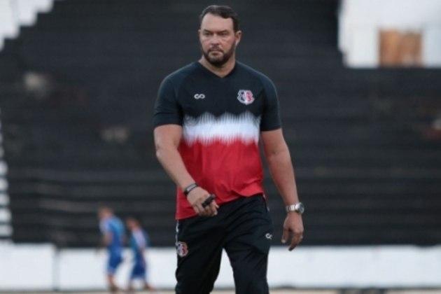 FECHADO - A má-fase que vive o time do Santa Cruz em temporada onde a equipe ainda não conseguiu