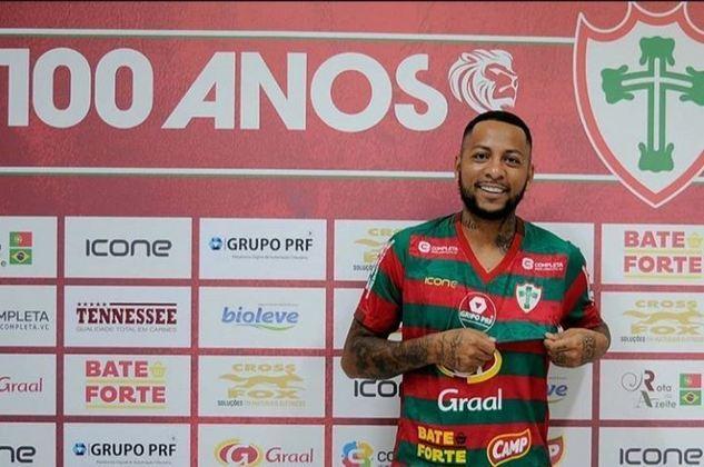 FECHADO - A Portuguesa anunciou a contratação do atacante Luan Viana, que estava na Bulgária, e acumula passagens pela própria Portuguesa, além de Paraná, Grêmio e categorias de base da seleção. Ele chega para a disputa da Série A-2 do Paulista.