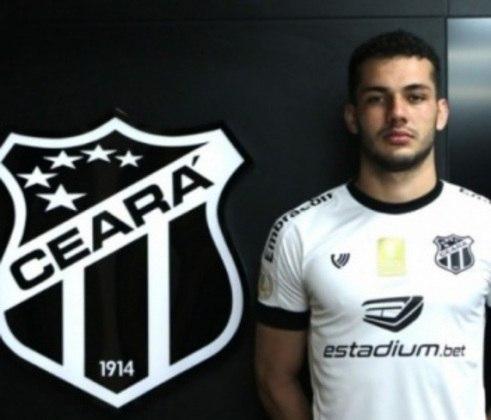 FECHADO: A semana começou doce e com novidade para o torcedor do Ceará. Se não bastasse a vitória do time contra o Flamengo, a diretoria anunciou a contratação do volante Pedro Naressi, que estava no Red Bull Bragantino.