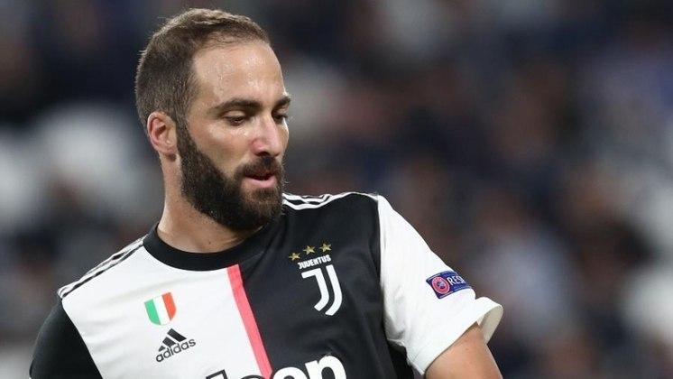 FECHADO: Agora é oficial: o Inter Miami, dos Estados Unidos, anunciou na manhã dessa sexta-feira (18) a contratação do atacante argentino Higuaín, de 32 anos. Ele já treinou com os novos companheiros. O artilheiro estava na Juventus até o fim da temporada 2019/20.