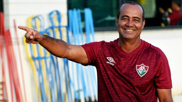 FECHADO - Ailton Ferraz foi confirmado como auxiliar principal de Marcão no Fluminense. Ailton acumulará funções até janeiro e comandará em conjunto a equipe Tricolor na reta final do Campeonato Brasileiro de Aspirantes.