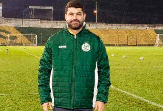 FECHADO - Após a saída de Fernando Leite, o Náutico já encontrou um novo executivo de futebol e firmou acordo com Ari Barros, que estava no Juventude.