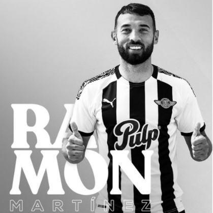 FECHADO - Após acertar a sua saída do Coritiba, Ramón Martínez e seu staff agiram rápido no mercado de transferências e acertaram a sua transferência para o Libertad, do Paraguai.