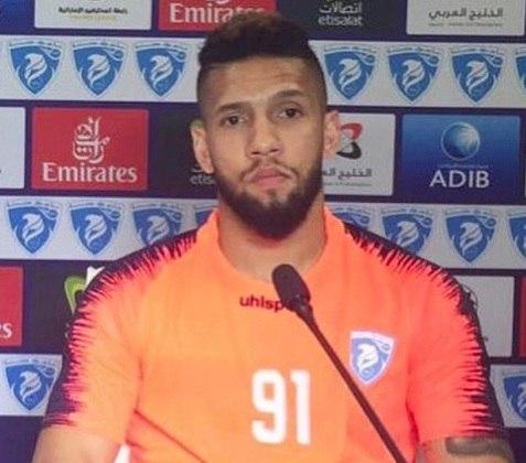 FECHADO - Após atuar por alguns anos no futebol árabe e da Coreia do Sul, o atacante Samuel, ex-Fluminense, fechou com o Buriram United, um dos maiores clubes da Tailândia.