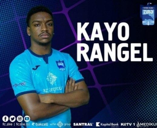 FECHADO - Após disputar o Campeonato Paulista pela Ferroviária, o meia-atacante Kayo Rangel é o novo reforço do FC Zira, do Azerbaijão.