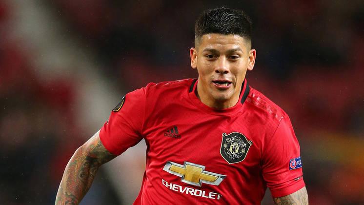 FECHADO - Após inúmeros casos de indisciplina em sua volta ao futebol argentino e não despertar o interesse dos times locais, Marcos Rojo ganhou a pior notícia que poderia receber e foi dispensado do Manchester United.