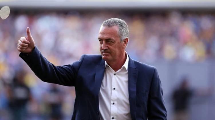 FECHADO - Após muito mistério e negociações frustradas, o Equador fechou com Gustavo Alfaro para dirigir a seleção nas Eliminatórias para a Copa do Mundo de 2022 e Copa América 2021.
