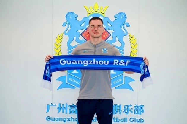 FECHADO - Após ter um grande desempenho na segunda divisão chinesa pelo Beijing Renhe, sendo o artilheiro da equipe na competição, o atacante Tiago Leonço foi anunciado pelo Guangzhou City, antigo Guangzhou R&F, para a disputa da primeira divisão do país.
