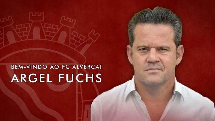 FECHADO - Argel Fuchs é o novo técnico do FC Alverca para a temporada 2021/22, chegando ao clube já com o campeonato em andamento.
