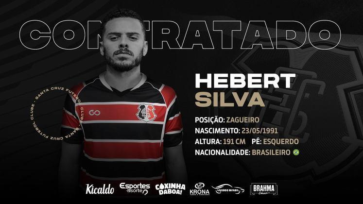 FECHADO - Atuando no futebol polonês mais especificamente no Wisla Kraków, Hebert Silva fechou com o Santa Cruz para a atual temporada.