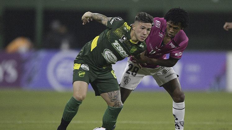 FECHADO - Campeão da Recopa Sul-Americana e Sul-Americana com o Defensa y Justicia, Enzo Fernández despertou o desejo do River Plate e acertou a sua transferência para o Monumental de Núñez.