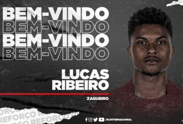 FECHADO - Com duas vitórias no Campeonato Brasileiro, o Internacional ganhou mais uma opção para o duelo do fim de semana, diante do Fluminense. Trata-se do zagueiro Lucas Ribeiro, contratado nesta semana.