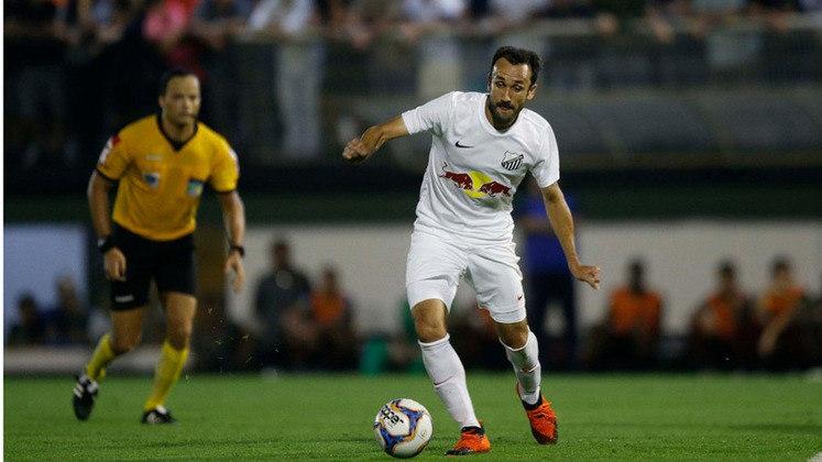 FECHADO - Com passagens por grandes times do país, o atacante Thiago Ribeiro, aos 34 anos, é o novo reforço da Chapecoense, segundo o site Globo Esporte.