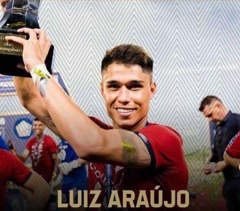 FECHADO - De maneira surpreendente, o Atlanta United anunciou a chegada do atacante Luiz Araújo, que estava no Lille, da França. Incorporado ao elenco e feliz com a oportunidade, o jogador revelado pelo São Paulo mostrou uma grande personalidade em sua apresentação aos jornalistas.