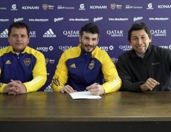 FECHADO – De olho em uma possível saída de Esteban Andrada para o futebol europeu, o Boca Juniors trabalhou rapidamente nos bastidores e acertou o retorno de Javí Garcia.