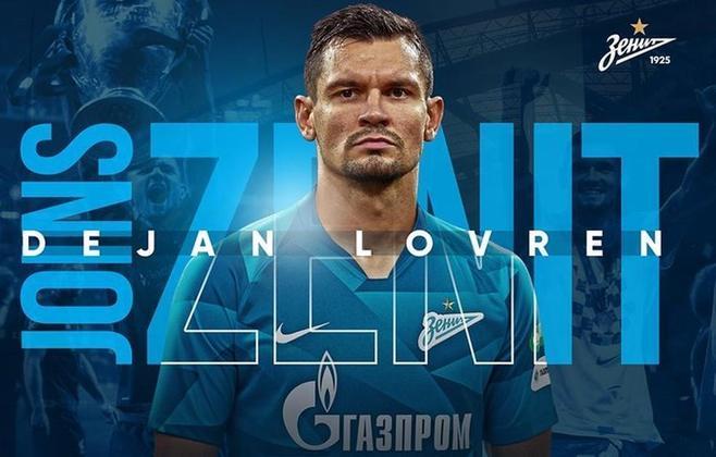 FECHADO - Dejan Lovren, zagueiro do Liverpool, foi confirmado nesta segunda-feira (27) como novo reforço do Zenit, da Rússia. O croata estava nos Reds há seis temporadas. Lovren assinou um contrato válido por três temporadas com o clube russo.