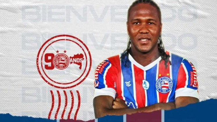 FECHADO - Depois da negociação envolvendo Cristian Martínez Borja acabar não avançando e o atleta ser anunciado no Junior Barranquilla, o Bahia chegou a um acordo por outro centroavante colombiano: Hugo Rodallega.