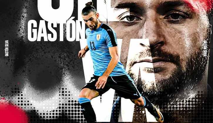 FECHADO - Depois de atuar por LaLiga na última temporada europeia, o zagueiro uruguaio Gastón Silva foi confirmado através das redes sociais pelo Cartagena como reforço do clube que disputa a segunda divisão local. O acordo entre as partes terá validade pela próxima temporada.