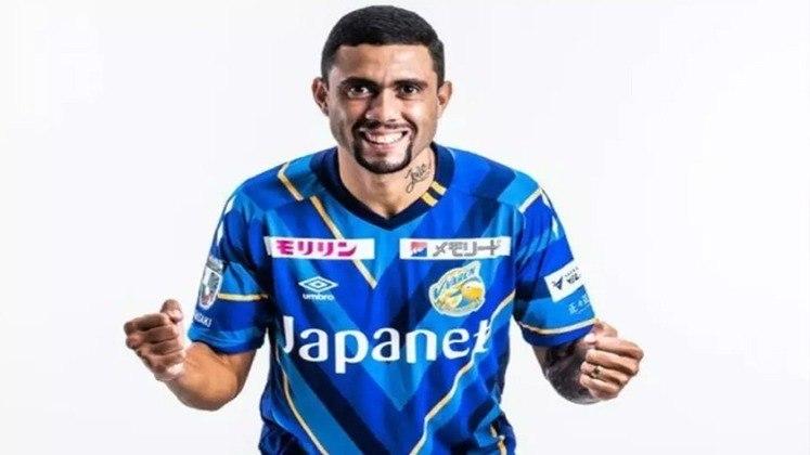 FECHADO - Destaque do Atlético-GO em 2020, o atacante Wellington Rato foi apresentado oficialmente pelo V-Varen Nagasaki, seu novo clube no Japão. O V-Varen Nagasaki está na Liga J2, a segunda divisão japonesa, e ocupa a 12a posição na tabela de classificação com 17 pontos ganhos.