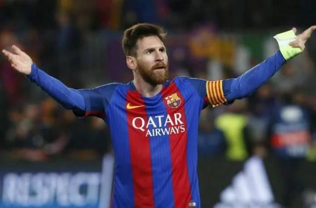 FECHADO: E a novela teve um fim nesta sexta-feira. Em entrevista a 'Goal', Messi disse que ficará no Barcelona por mais uma temporada, mas não deixou de criticar a gestão de Bartomeu, presidente do clube catalão.